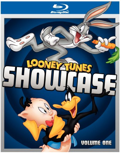 Looney Tunes Showcase: Volume 1 (Blu-ray) (Looney Tunes Platinum Collection Volume 3 Blu Ray)