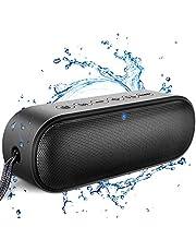 Bluetooth Speaker,LENRUE A15 IPX7 Waterproof Bluetooth Speaker with Bass+ & Hi-Fi Stereo,Portable Bluetooth Speaker with Built-in Mic& 20H Playtime
