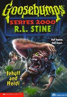 Jekyll And Heidi (Goosebumps Series 2000) Part 7