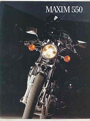 1982 Yamaha Maxim - 7