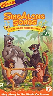 Disney Sing Along Songs Circle Of Life Vhs Amazon Co Uk Video