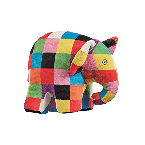 - Rainbow Designs EL1441 Elmer Soft Toy