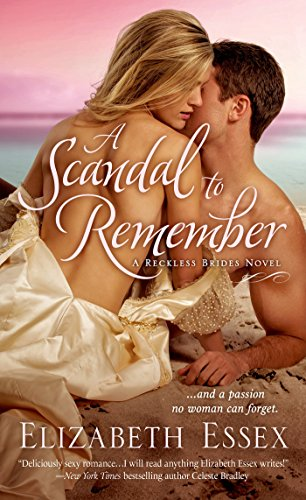 book cover of A Scandal to Remember