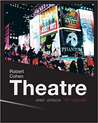 Amazon theatre brief version 10th edition 9780077494261 theatre brief version 10th edition 10th edition fandeluxe Gallery