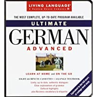 Ultimate German: Advanced: Cassette/Book Package