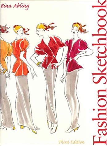 Fashion sketchbook bina abling 9781563671722 amazon books fashion sketchbook 3rd sprl edition by bina abling fandeluxe Image collections