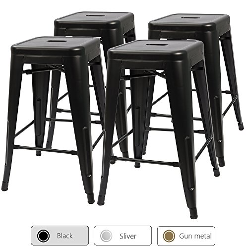 amazon stools inch set counter metal dp com tabouret of stool