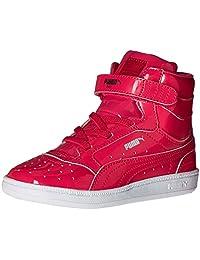 PUMA Kids' Sky II HI Patent Inf Sneaker
