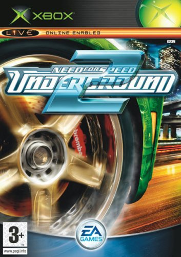 Amazon Com Need For Speed Underground 2 Xbox Video Games