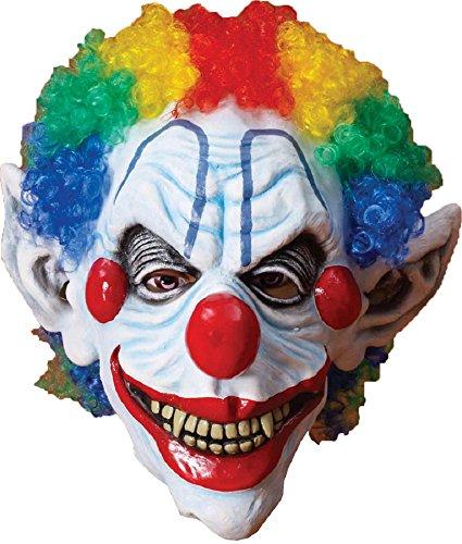 Sinister Mr Clown Costume Mask