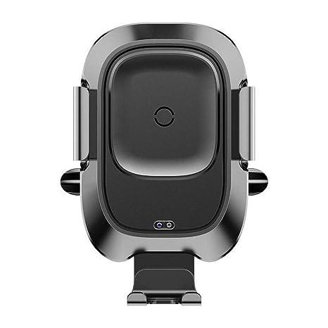 GST&GST Cargador Inalámbrico Coche Cargador Rápido Wireless ...