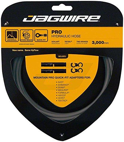 Jagwire Pro Universal Hydraulic Disc Brake Hose 3000mm, Ice Gray JBK413