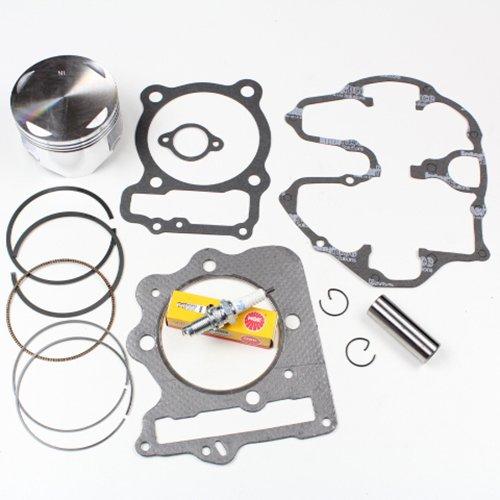 NICHE Piston Gasket Piston Ring Kit for Honda Sportrax TRX400EX 1999-2008