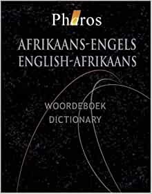 Bilingual Pocket Dictionary Afrikaans