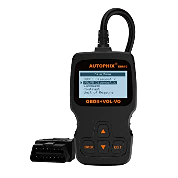 AUTOPHIX ES610 Code Reader for Detecting Volvo Engine ABS
