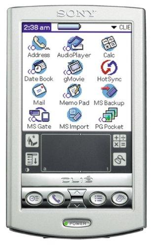 Sony PEG-N760C Clie Handheld - Internal 8mb Memory Camera Digital
