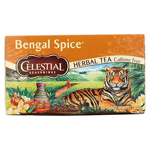 (Celestial Seasonings Herbal Tea, Bengal Spice, (2 Pack))