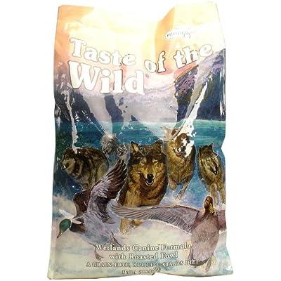Taste of the Wild Wetlands Dog Food w/Roasted Fowl (5 lb)