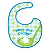 Ganz Golf Baby Bib - Who's Your Caddy - Best Reviews Guide