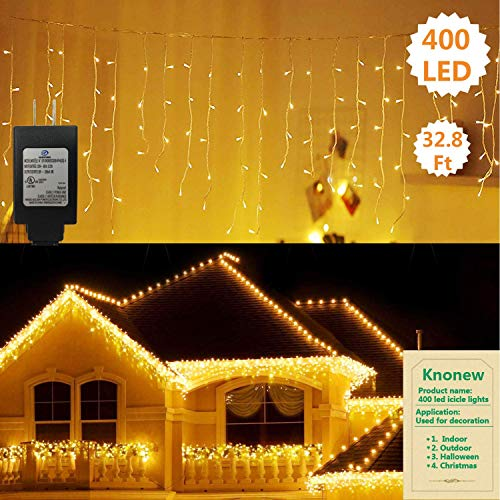 Commercial Led Christmas Icicle Lights
