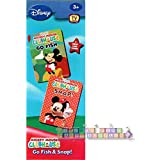 Disney Mickey Mouse Clubhouse Card Games in Tin Go Fish Snap