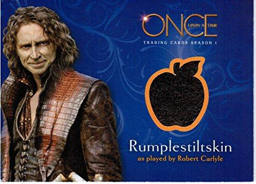 Once Upon a Time Wardrobe / Costume Card M03 - Piece of Rumplestiltskin's Wardrdrobe
