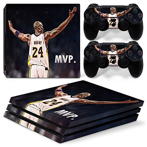 Nba Skin (GoldenDeal PS4 Pro Console and DualShock 4 Controller Skin Set - Basketball NBA LA - PlayStation 4 Pro Vinyl)
