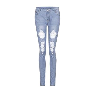 FAMILIZO Jeans Skinny Mujer Pantalones Lápiz Delgado Tramo Jeans Mujer Push up Jeans Leggings Mujer Mezclilla Mujer: Ropa y accesorios