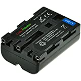 ChiliPower NP FM500H battery for Sony Alpha SLT-A57, A58, A65, A65V, A77, A77V, A99, A100, A200, A300, A350, A450, A500, A550, A560, A580, A700, A850, A900, Sony CLM-V55.