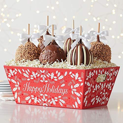 - Mrs Prindables Happy Holiday Petite Caramel Apple Tray
