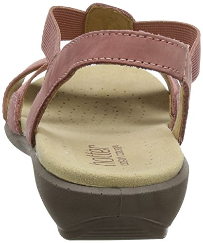 Pink Open Salmon Toe Beam Women's Sandals Hotter wEAaqXOx