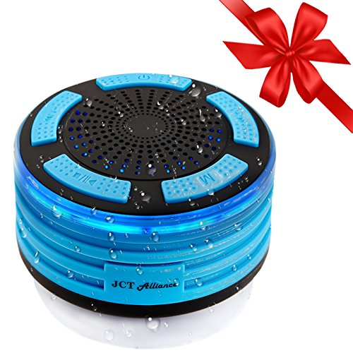 100% Certified Waterproof Bluetooth Speaker