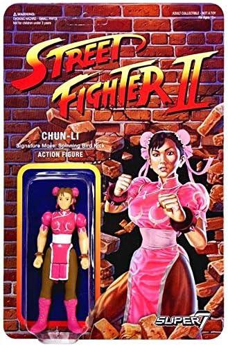 STREET FIGHTER CHUN LI VINYL FIGURE FUNKO CAPCOM NEW IN STOCK HOT ARCADE