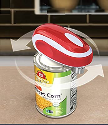 Tornado F4 Can Opener - New and Improved - Safest, fastest, Easiest Hands-Free Can Opener