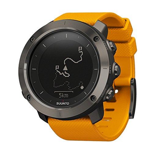 [宅送] SUUNTO(スント) Traverse Traverse (トラバース) GPS搭載 ナビゲーション ルート作成可能 トレッキング 登山 GPS搭載 オレンジ オレンジ 並行輸入品 B013RRX8E2, 大郷町:026b5205 --- umniysvet.ru