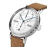 FEICE Men's Automatic Mechanical Watch Bauhaus Style Analog Wrist...