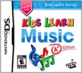 Kids Learn Music: A+ Edition - Nintendo DS