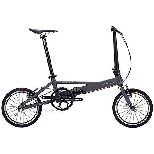 DAHON(ダホン) 折りたたみ自転車 Presto SL チタン B076P7QQY8