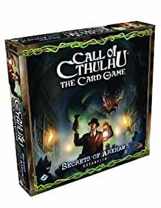 Call of Cthulhu LCG: Secrets of Arkham Expansion