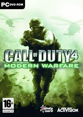 Call of Duty 4 Modern Warfare (PC DVD) (Call Pc Duty To)