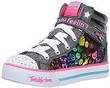 Skechers Kids' Shuffles-Giggle Glam Sneaker