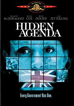 Amazon.com: Hidden Agenda (1990): Frances McDormand, Brian ...