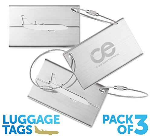 CE Luggage Stainless Warranty Included product image