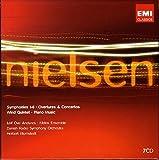 Nielsen: Symphonies 1-6; Overtures; Concertos; Wind Quintet; Piano Music