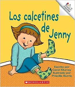 Amazon.com: Los Calcetines De Jenny/Jennys Socks (Rookie Espanol) (Spanish Edition) (9780516268552): Carol Murray, Priscilla Burris: Books