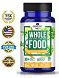 Cheap Whole Food Multivitamin, Multivitamin for Men, Multivitamin for Women, Vegan Multivitamin, All Natural Multivitamin, with Probiotics, Enzymes, B-Complex, Omegas for Energy, Brain, Heart Health, 90 Ct