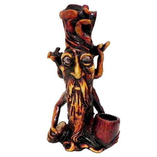 Handmade-Tobacco-Pipe-Treeman-Design
