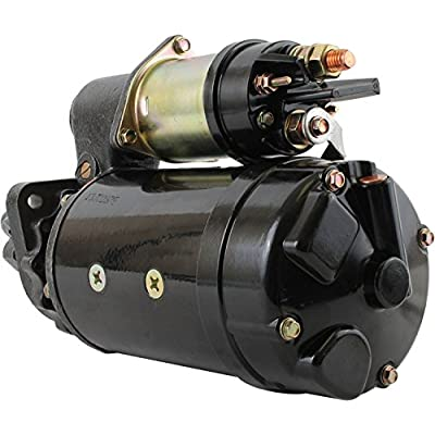 DB Electrical SDR0135 Starter For John Deere Crawlers 655 655B 750 750B 750C 755A 755B 850B, Excavators 690D 790D 892D LC 693D 793D, Graders 670A 672A /RE38632, RE43300, RE48077, RE48134, RE59586: Automotive