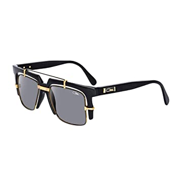 Sunglasses Cazal Vintage 873 01 black gold 100% Authentic New 1zfnNoiJsA