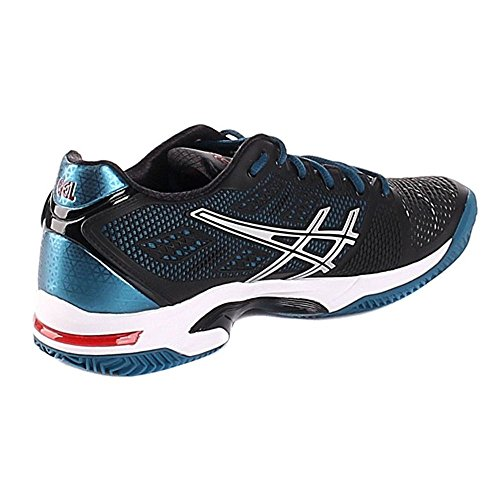 Asics GEL-SOLUTION SPEED CLAY 2 tennis zapatillas hombre Negro